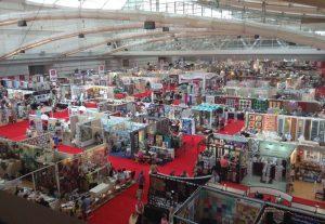 International Quilt Market Pittsburgh 2014